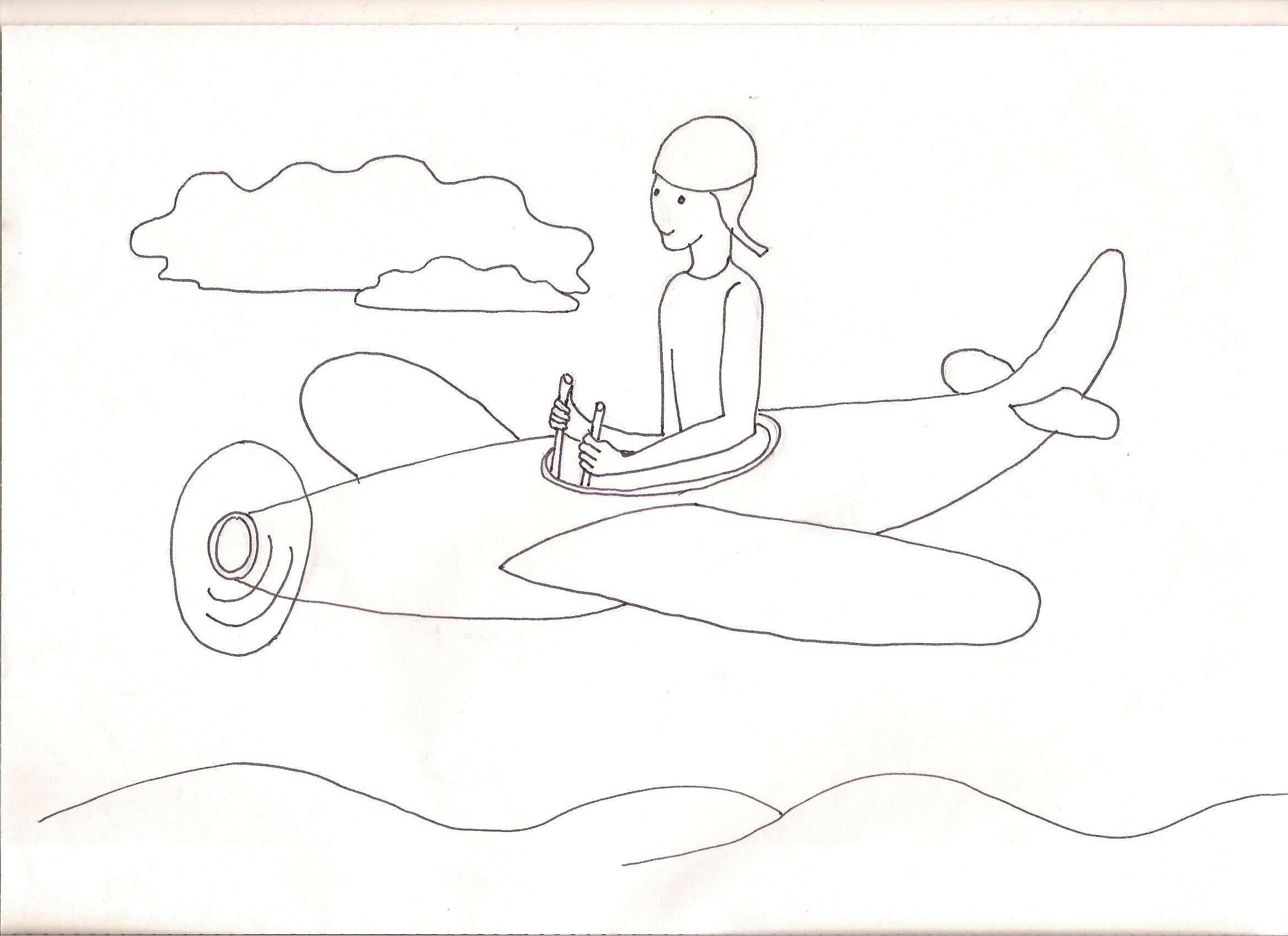 Létat letadlem