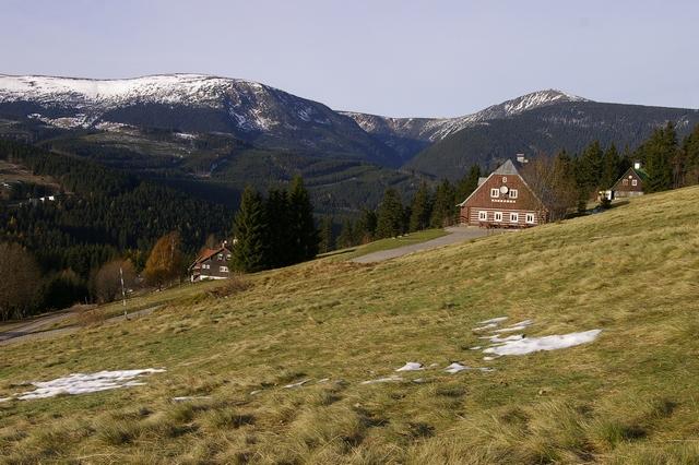Modrý důl, Studniční hora, Obří důl, Sněžka