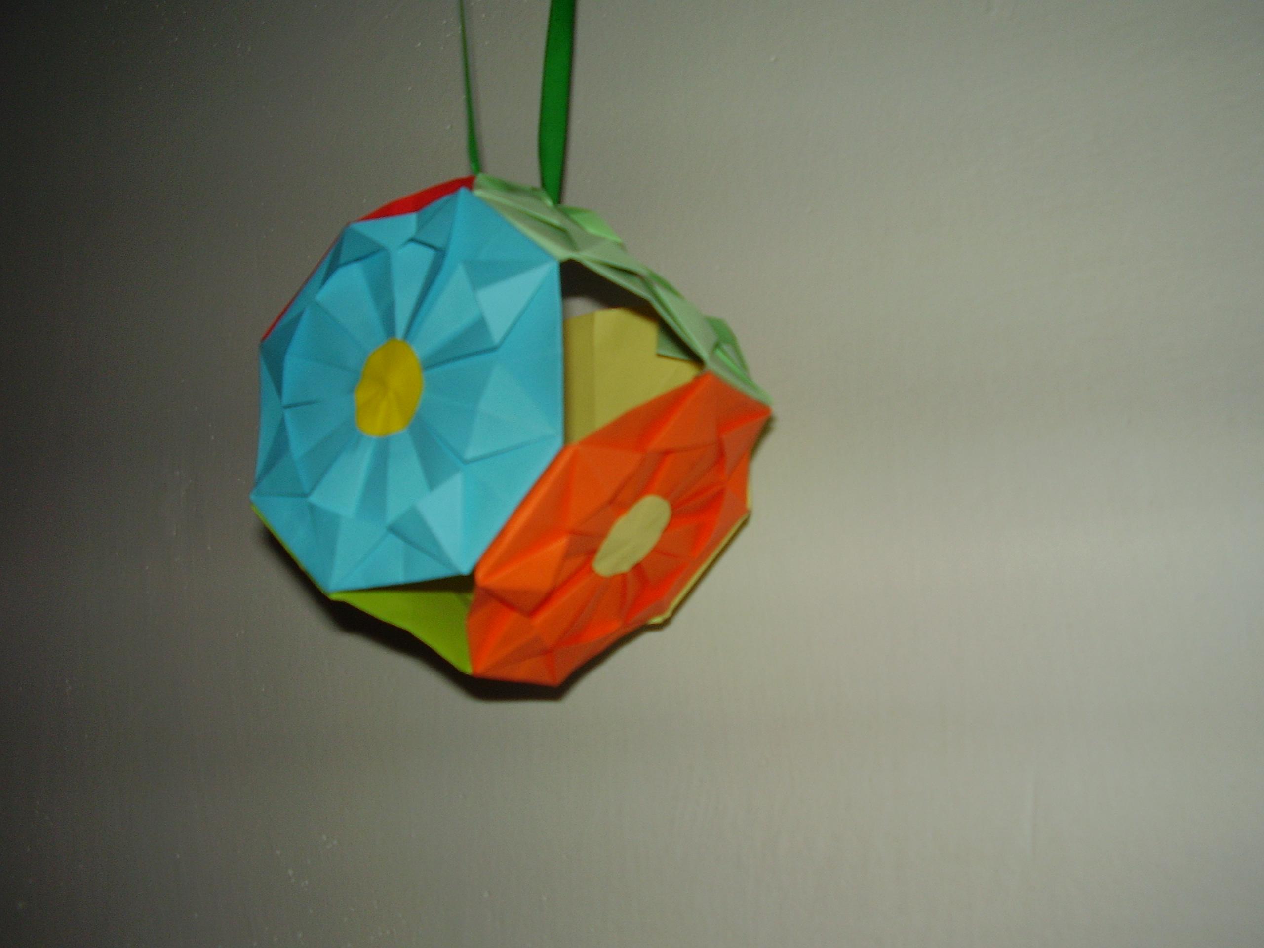 ornament - origami