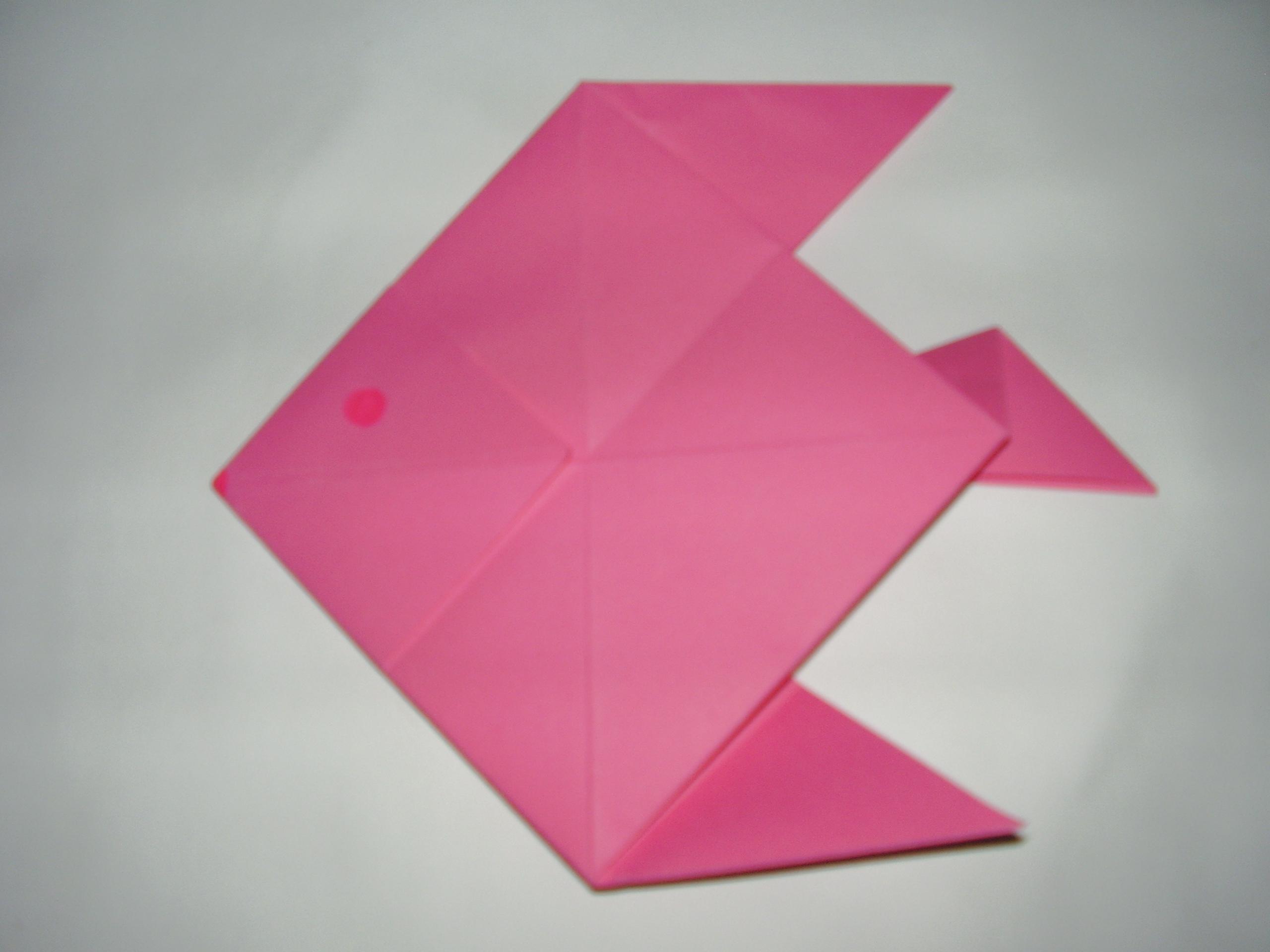 ryba - origami