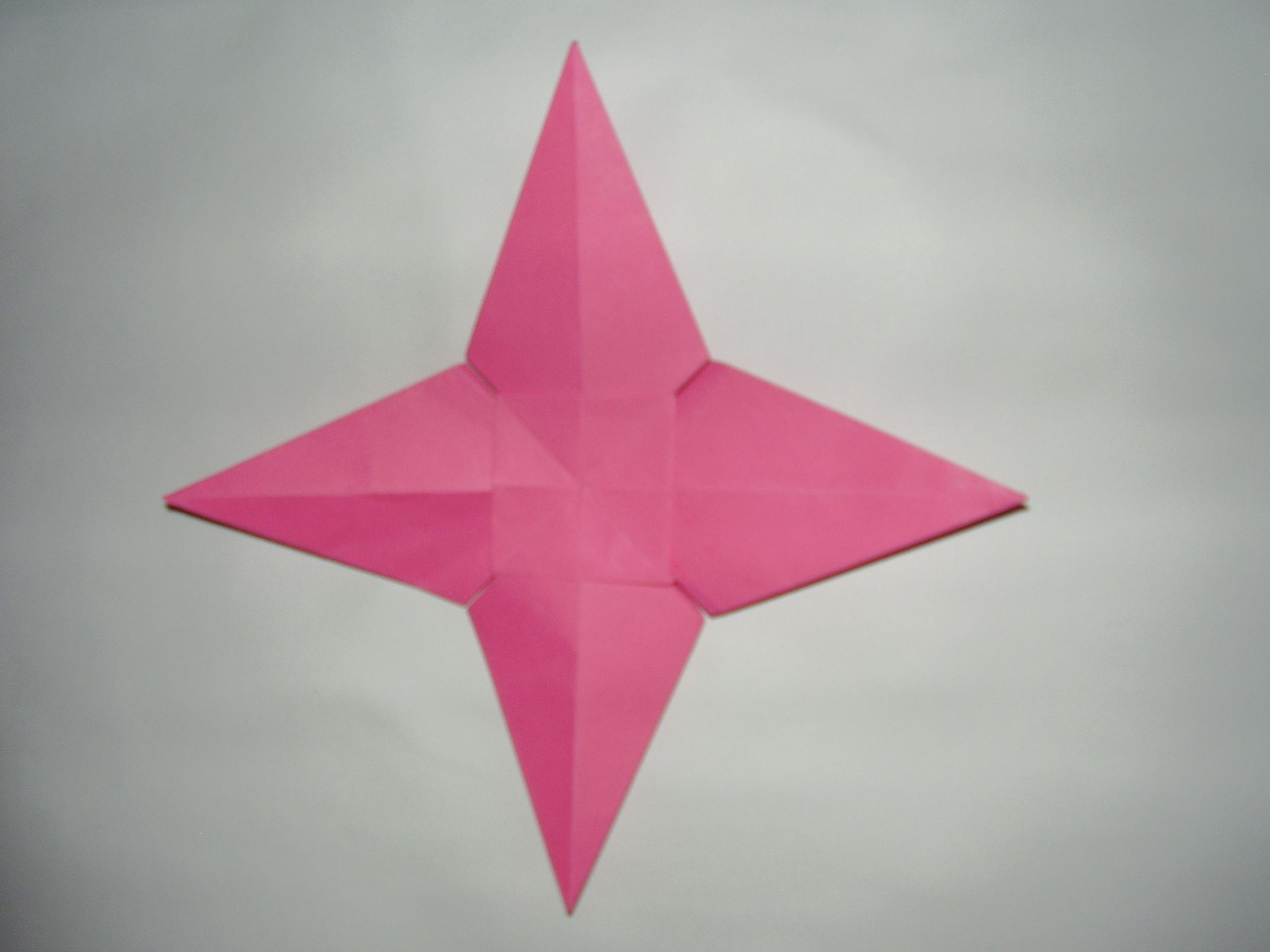hvězda - origami