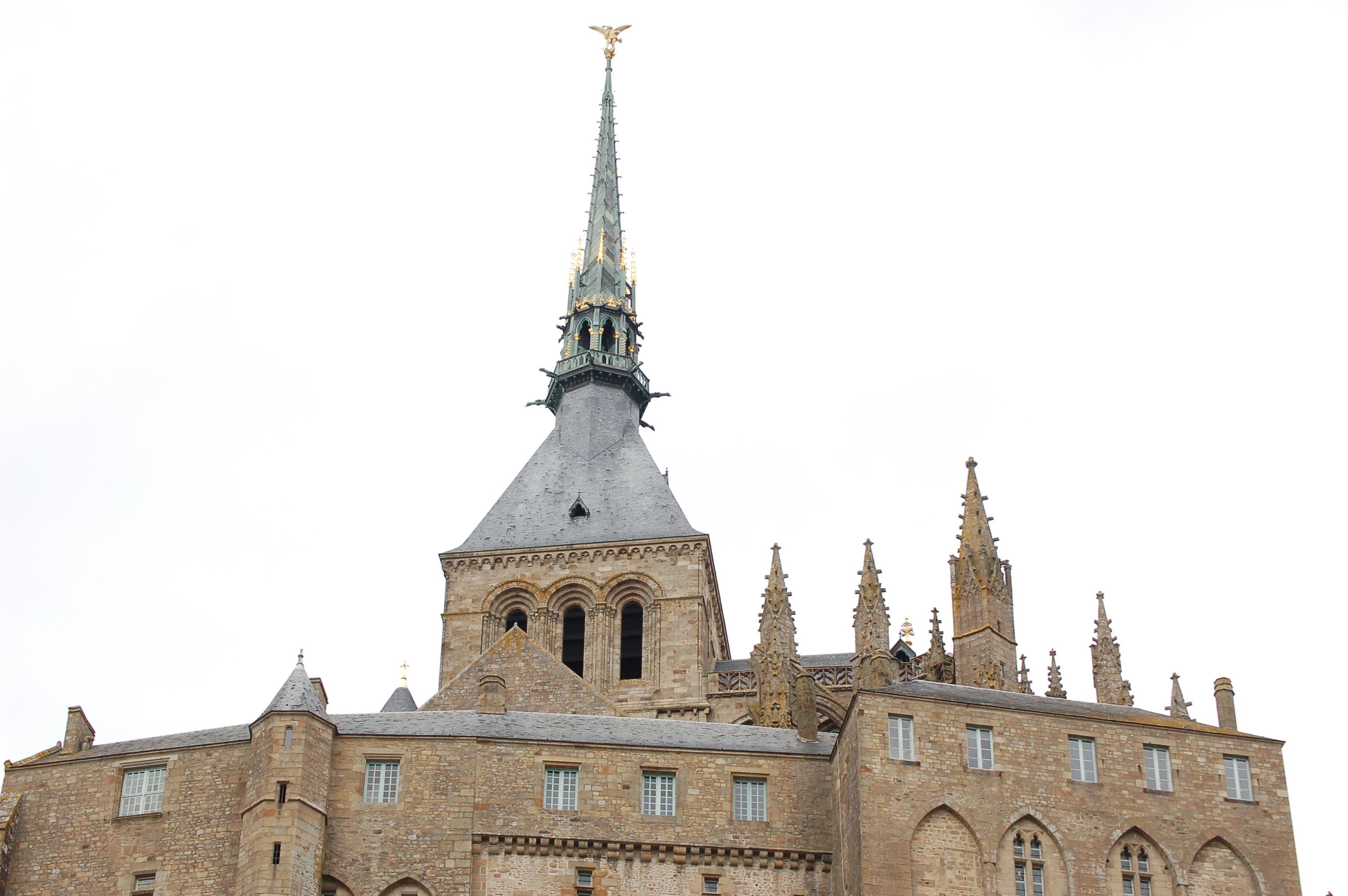 Věž kostela na St. Michael.JPG