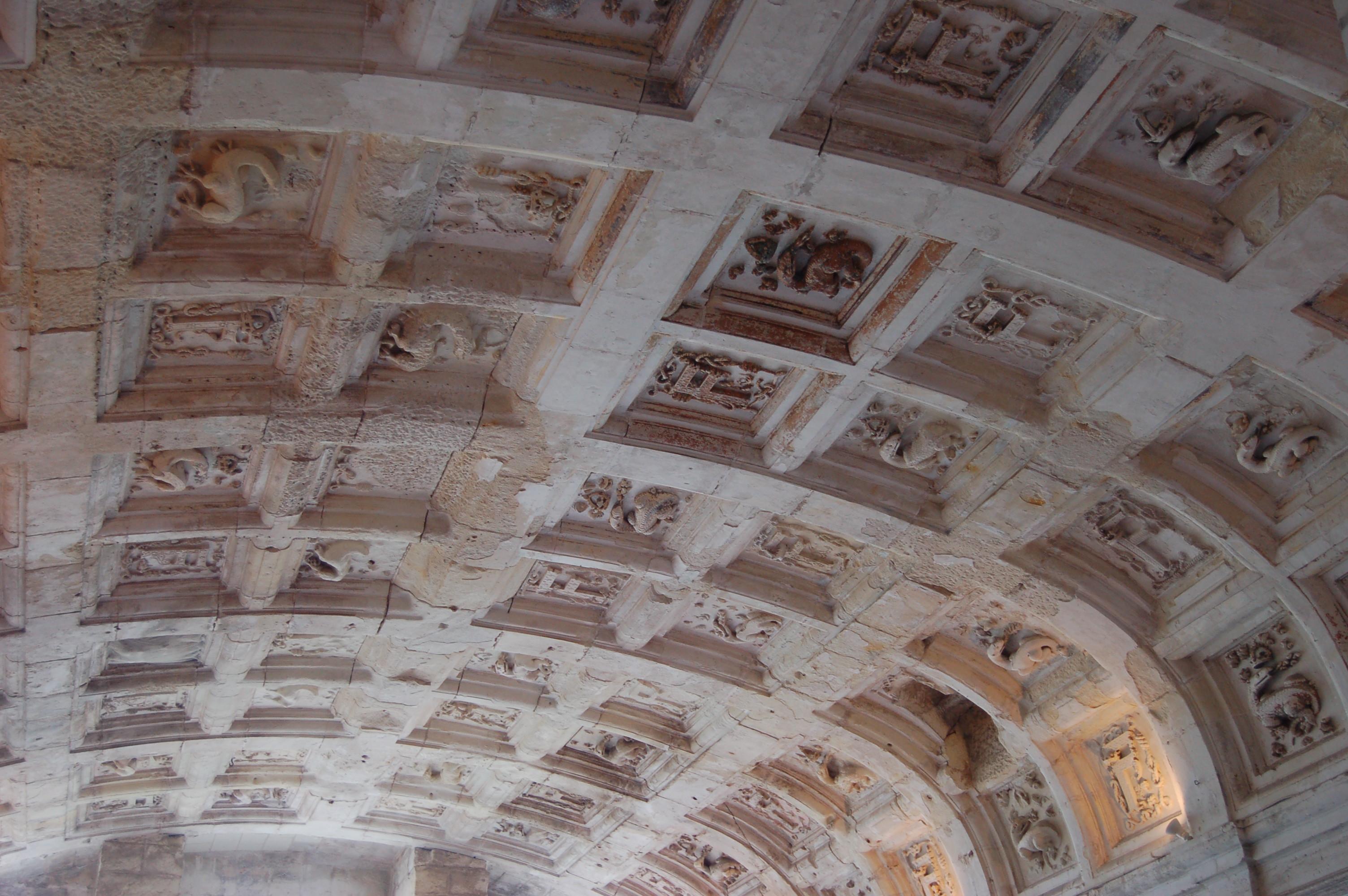 kazetové stropy Chambord II.JPG
