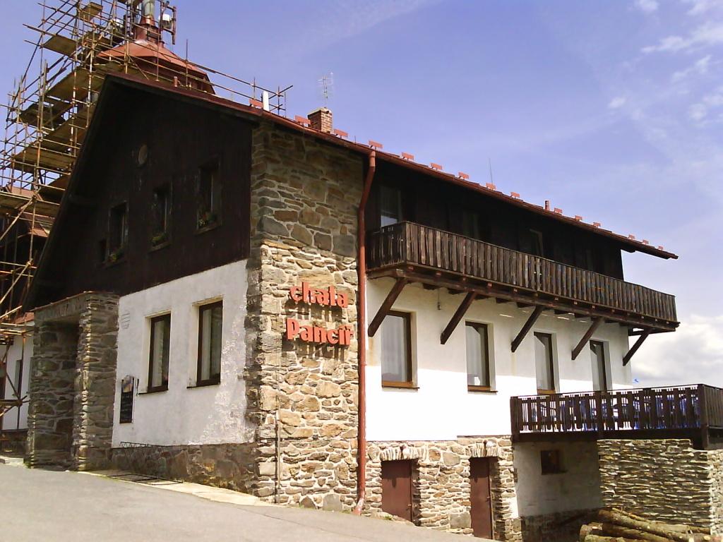 Chata Pancíř