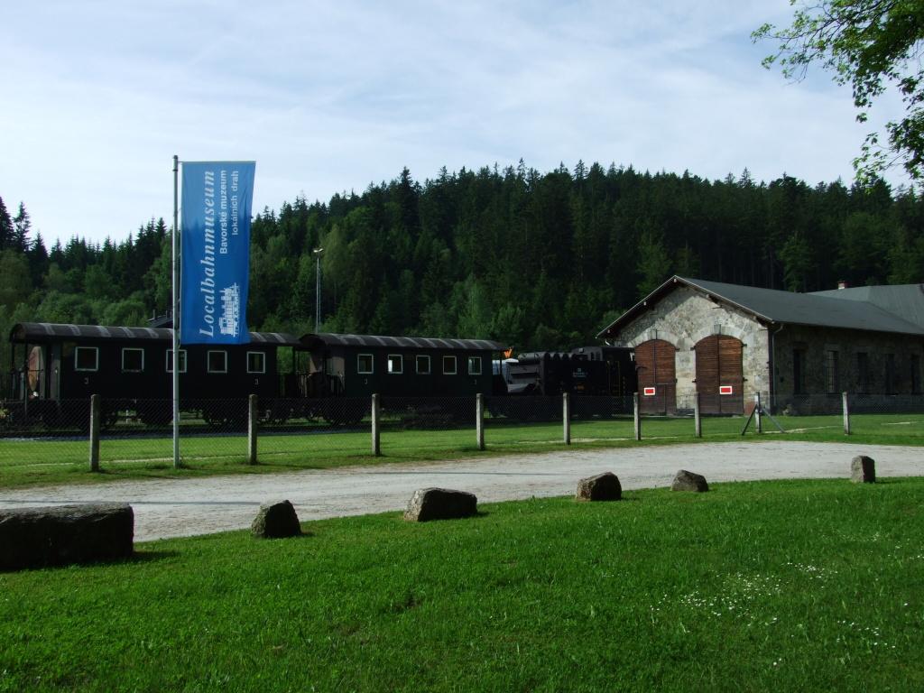 Localbahnmuseum v Bavorské Rudě