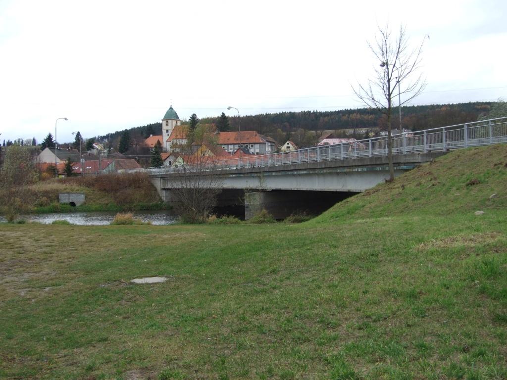 Most přes Úslavu