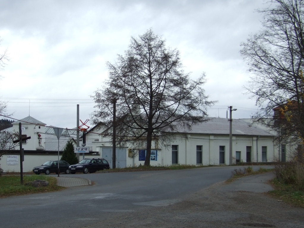 Objekt bývalých železáren