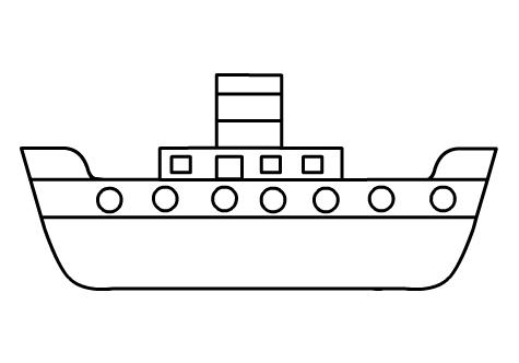 Loďka 1