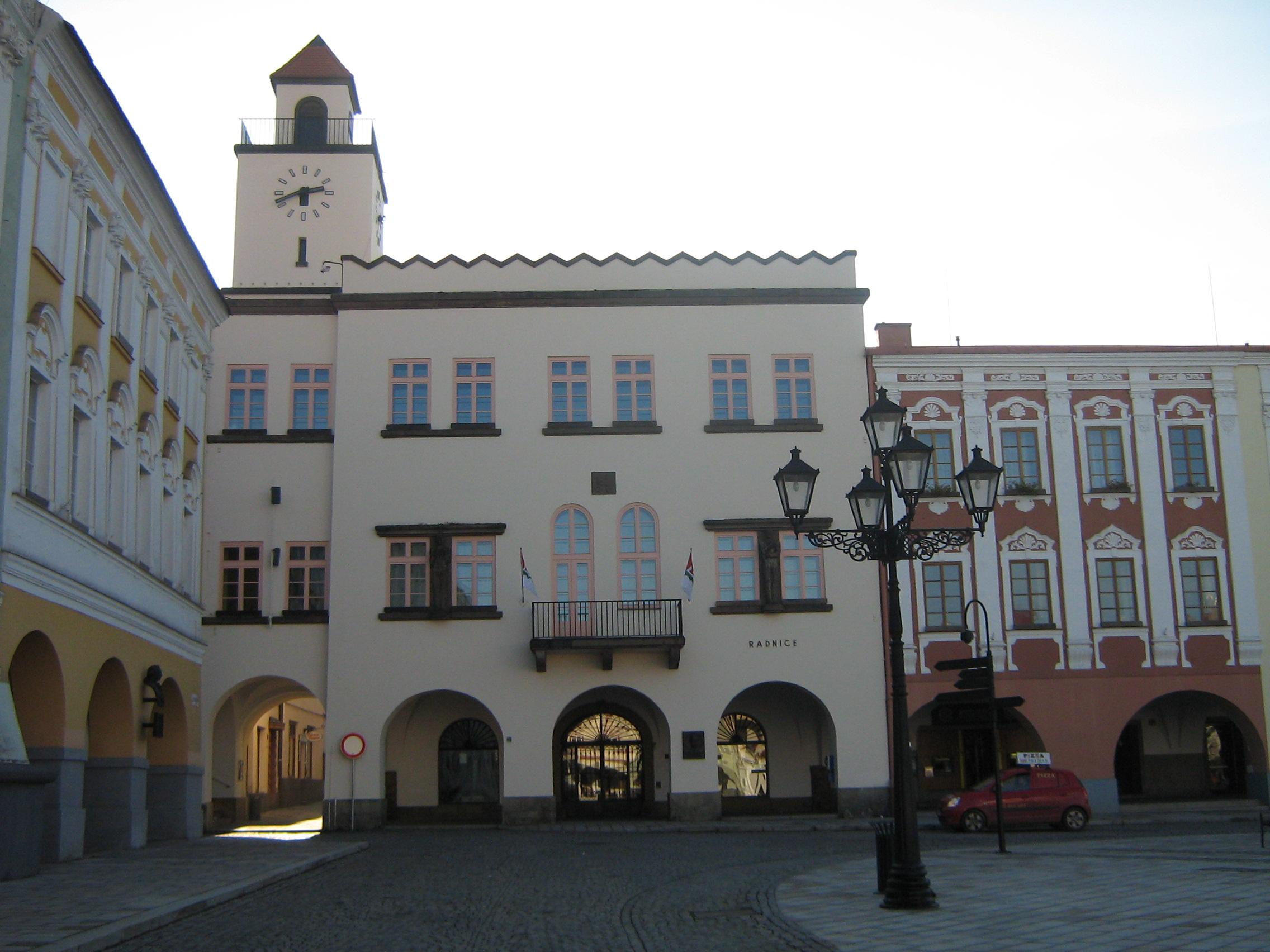 Nový Jičín radnice