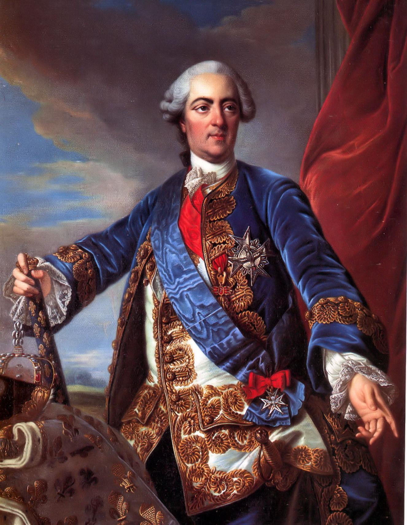 Ludvík XV.