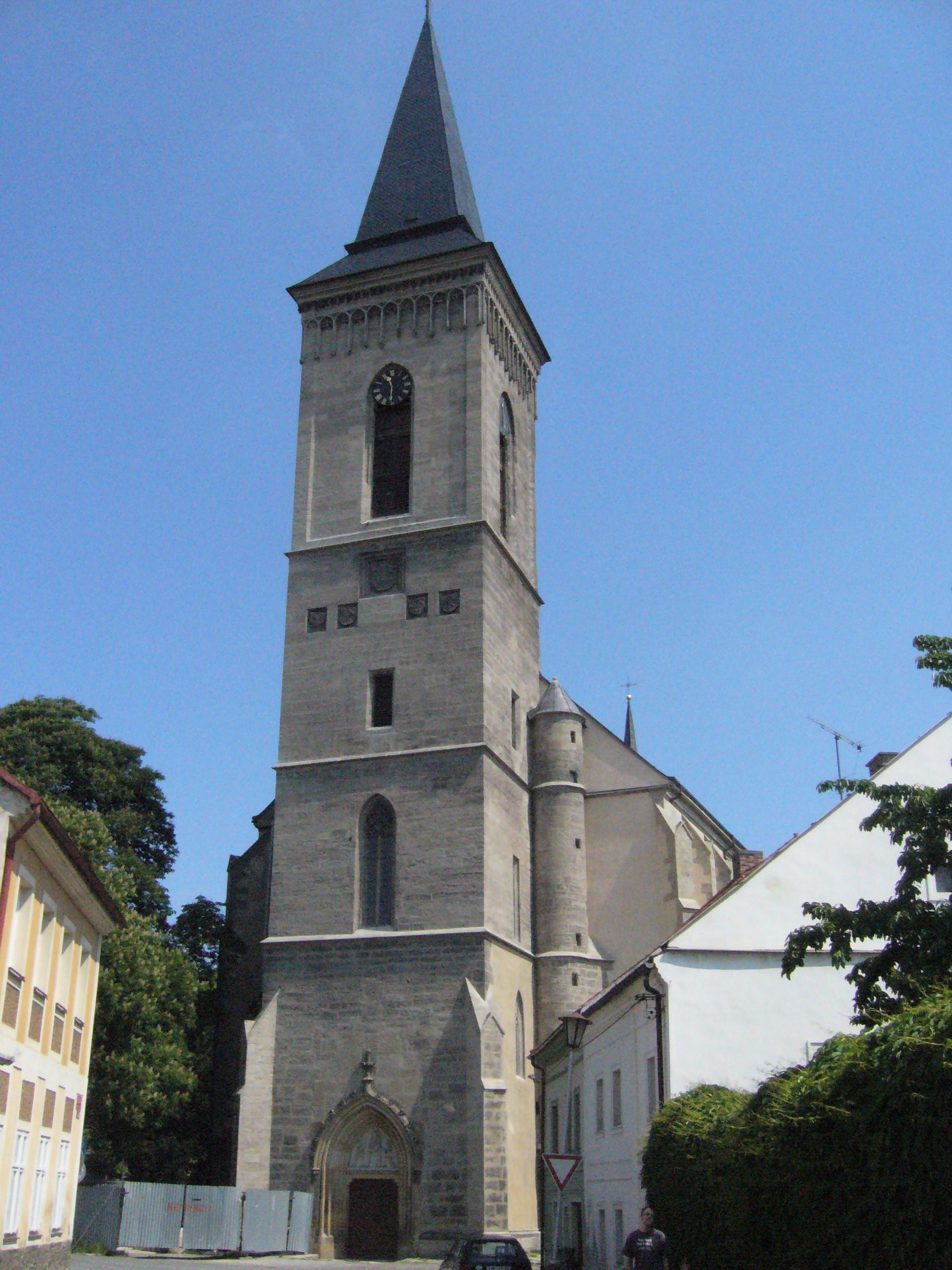 Kostel Matky Boží (Kutná Hora)