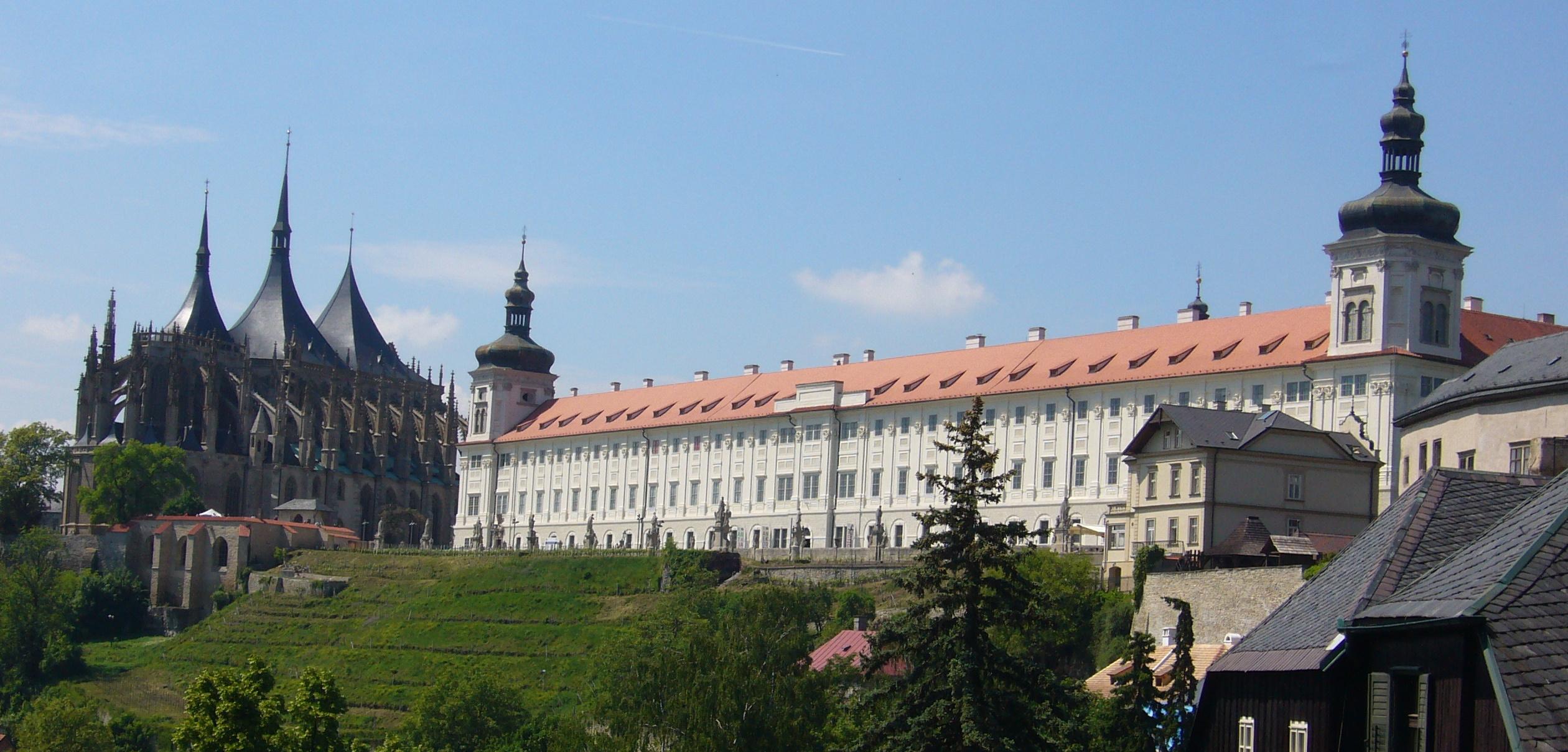 Chrám sv. Barbory a Jezuitská kolej (Kutná Hora)