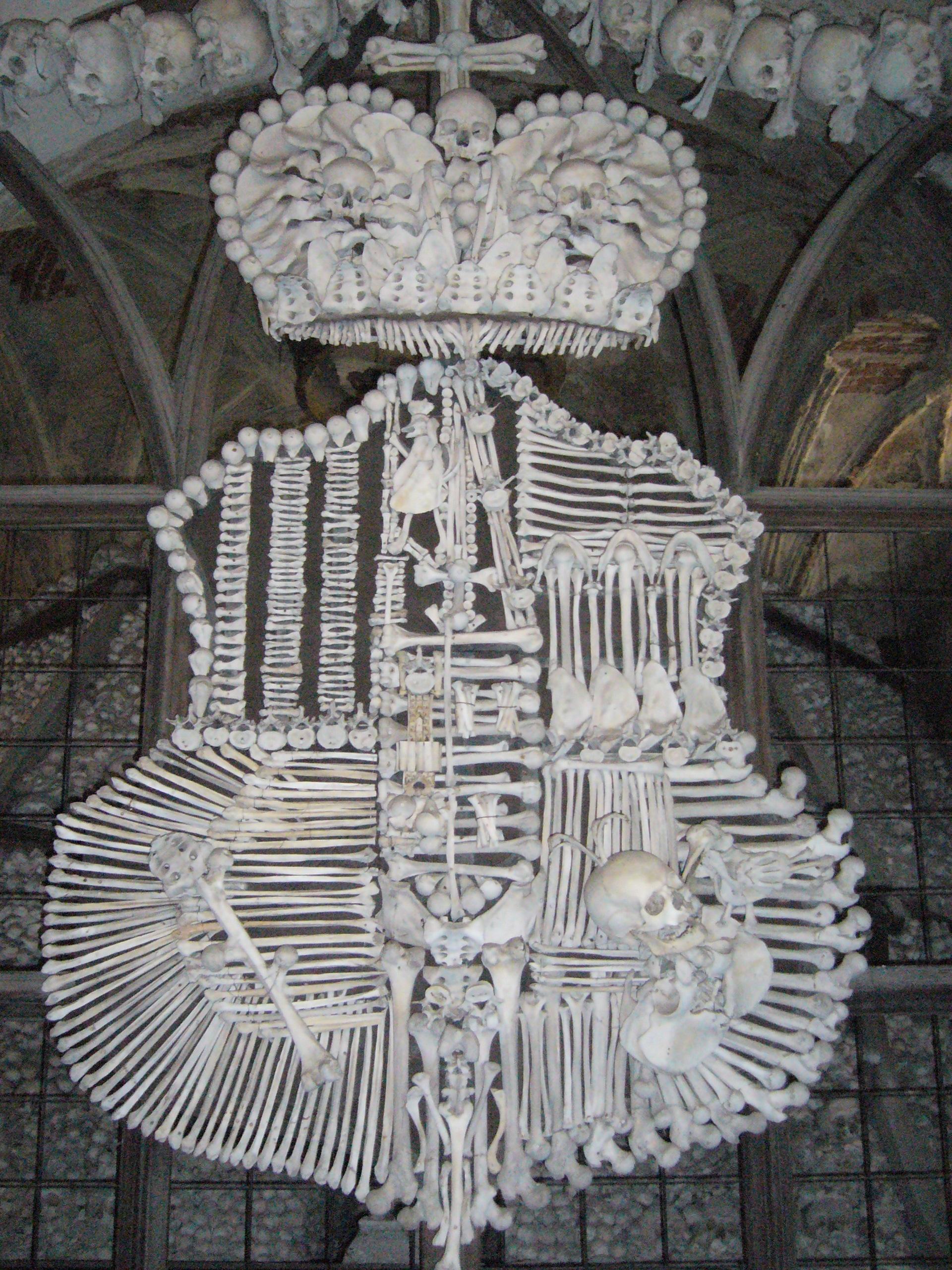 Kostnice u Kostela Všech svatých (Kutná Hora - Sedlec)