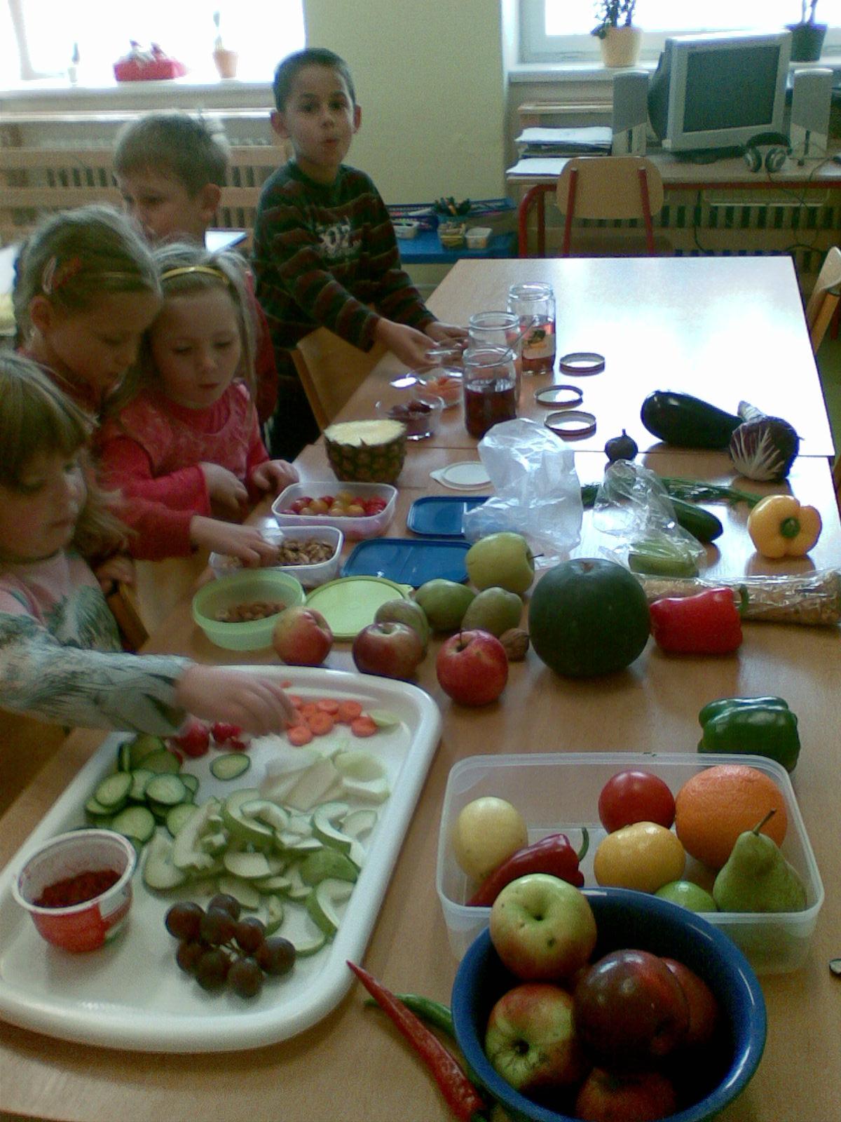 baštíme ovoce i zeleninu