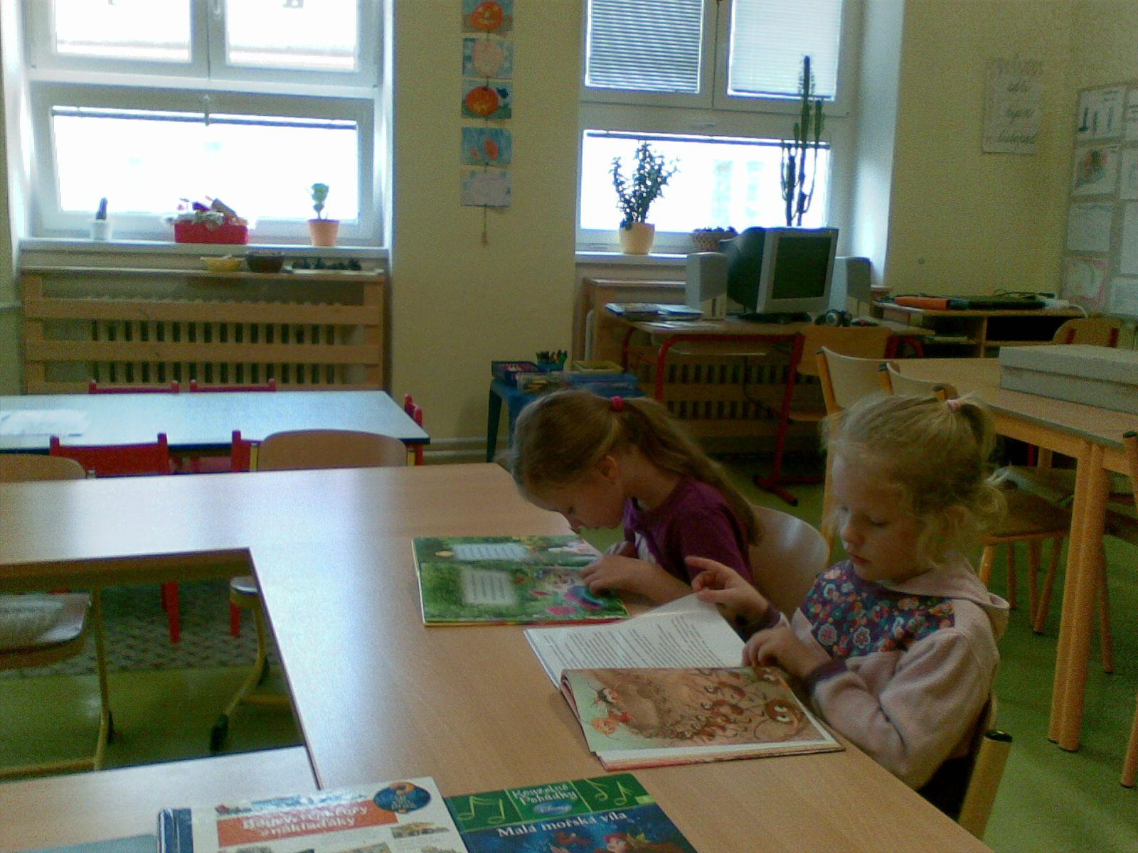 naše oblíbené knihy