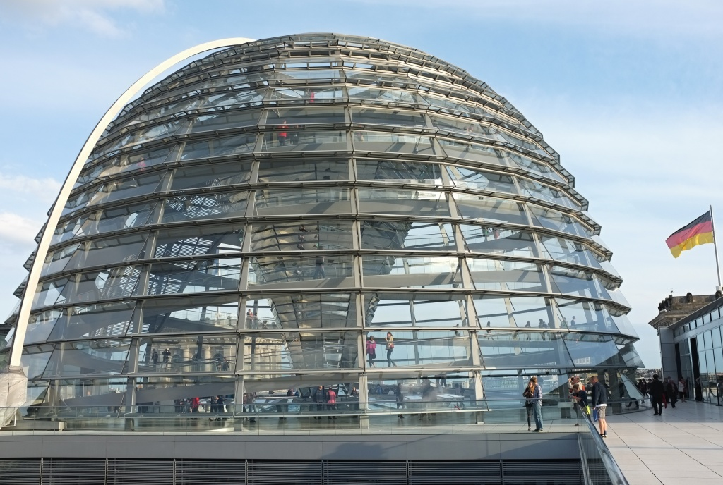 kupole Bundestagu