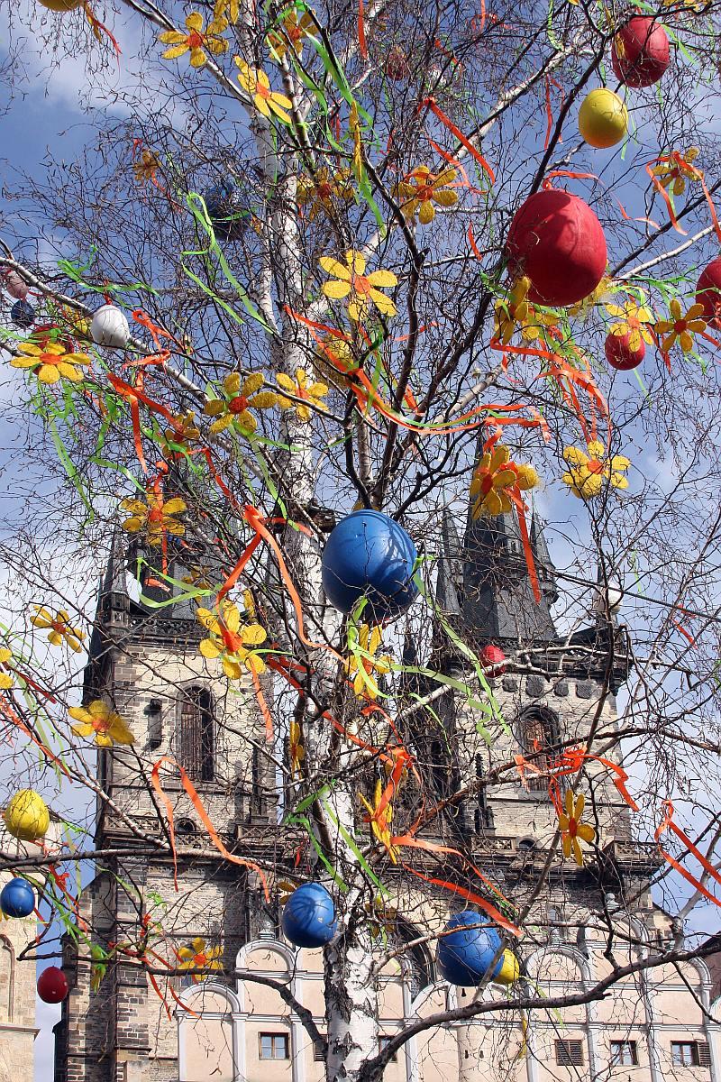 Velikonoce v Praze