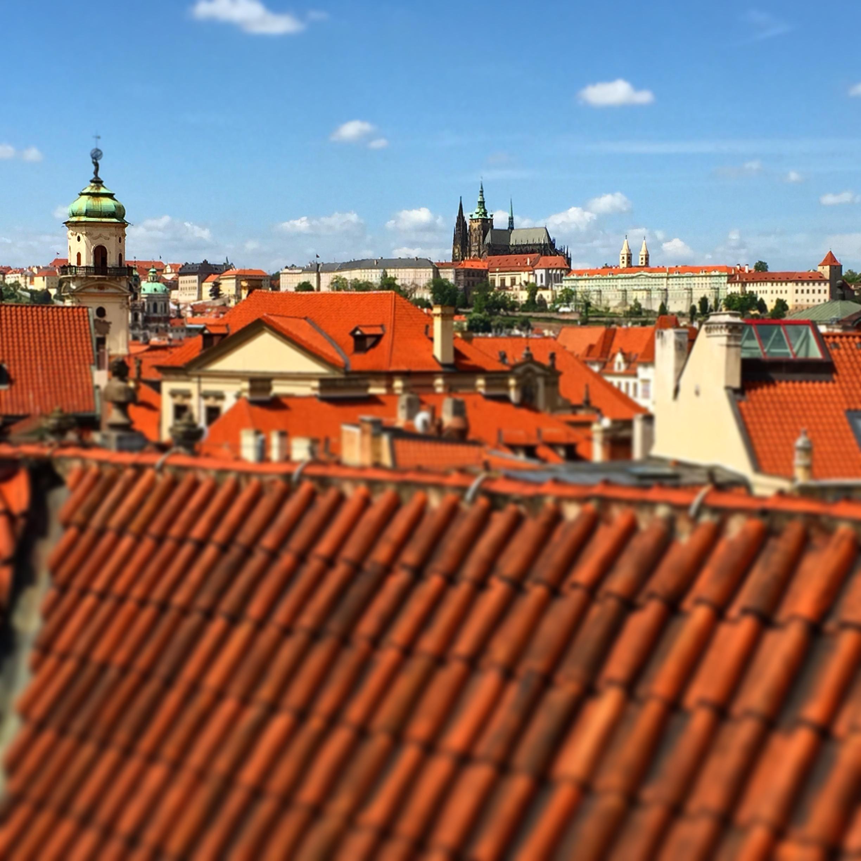 Staroměstské střechy