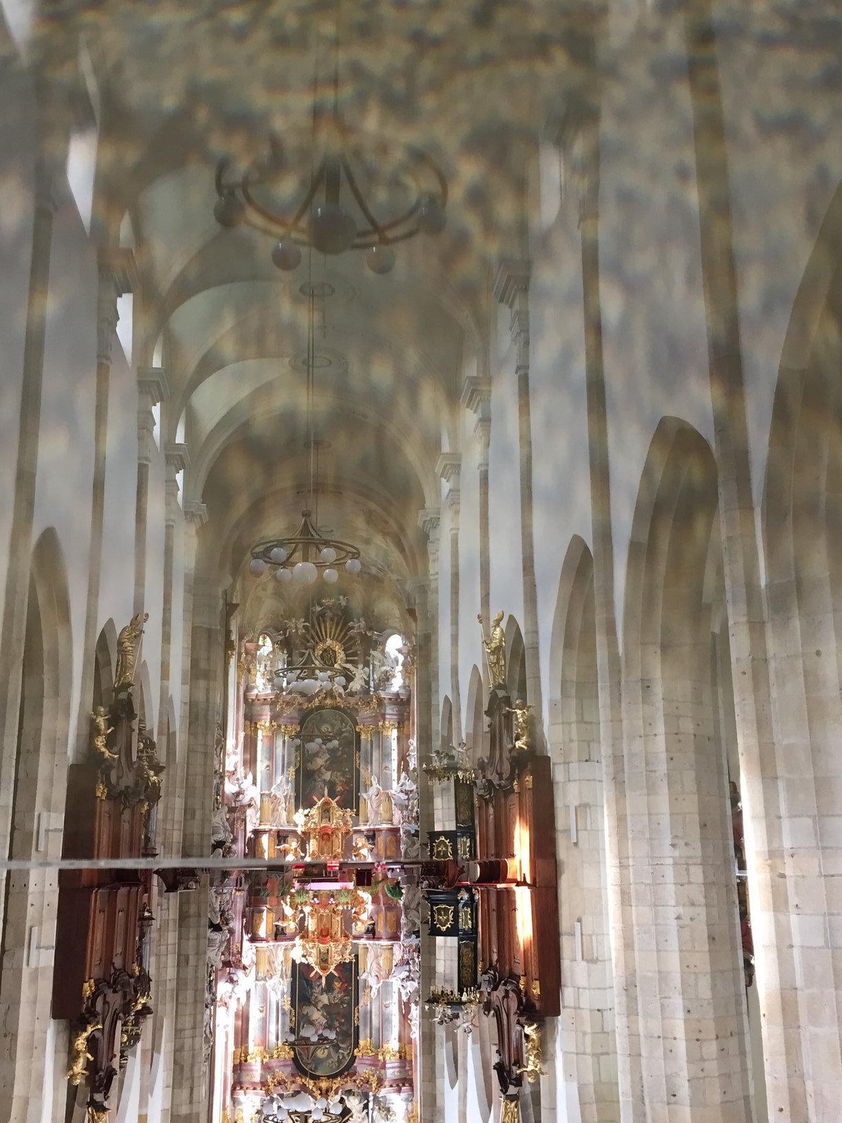 Klášterní bazilika Nanebevzetí Panny Marie