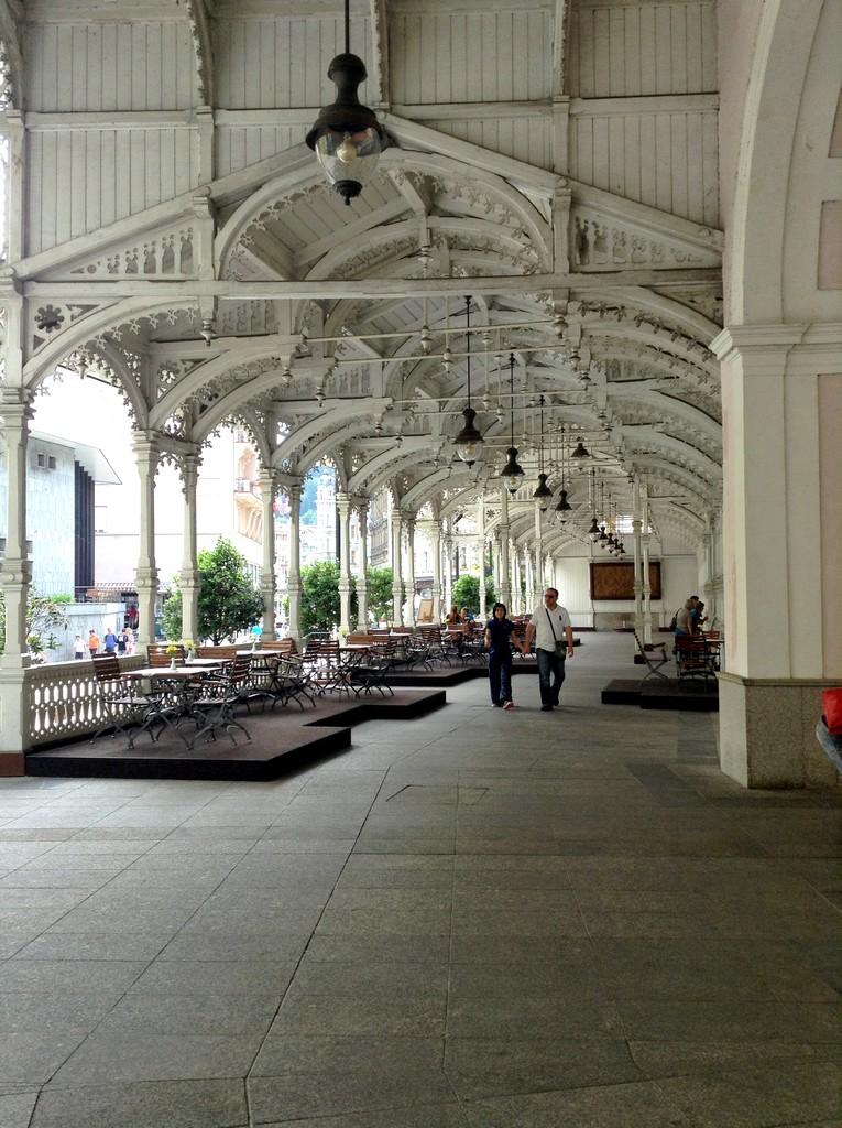 Tržní kolonáda