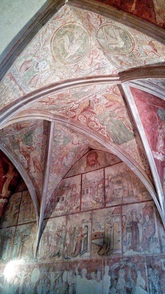Františkánský klášter - kaple sv. Barbory