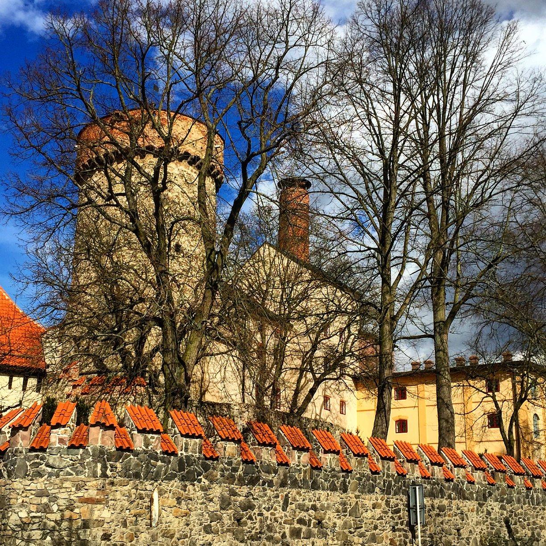 Tábor - hrad Kotnov