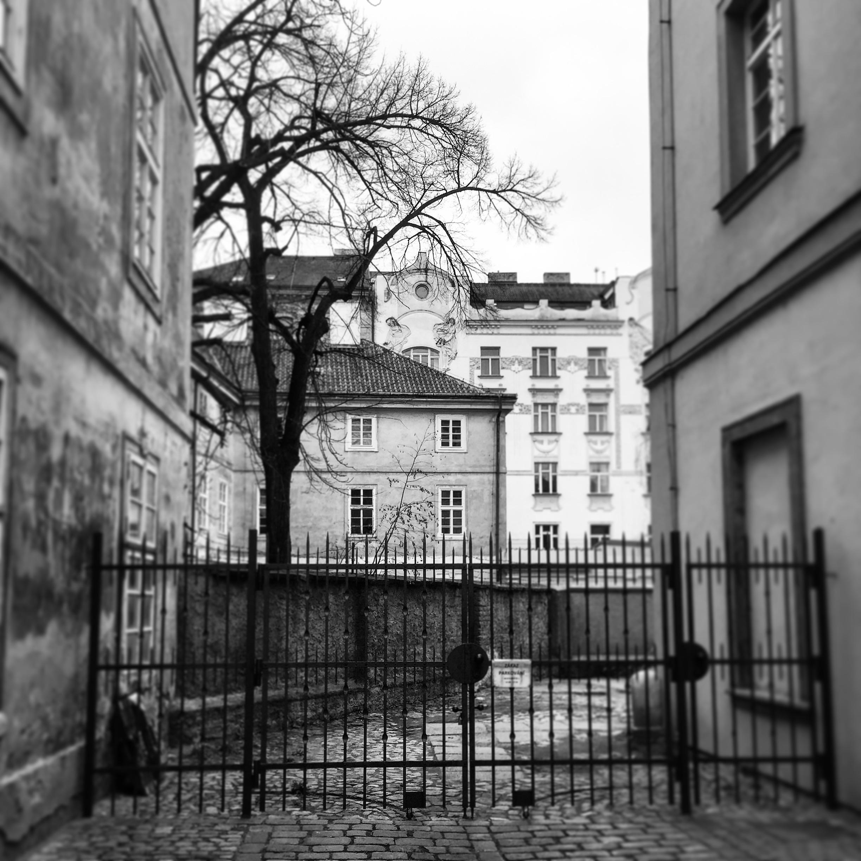 Dvorky u náměstí sv. Anny