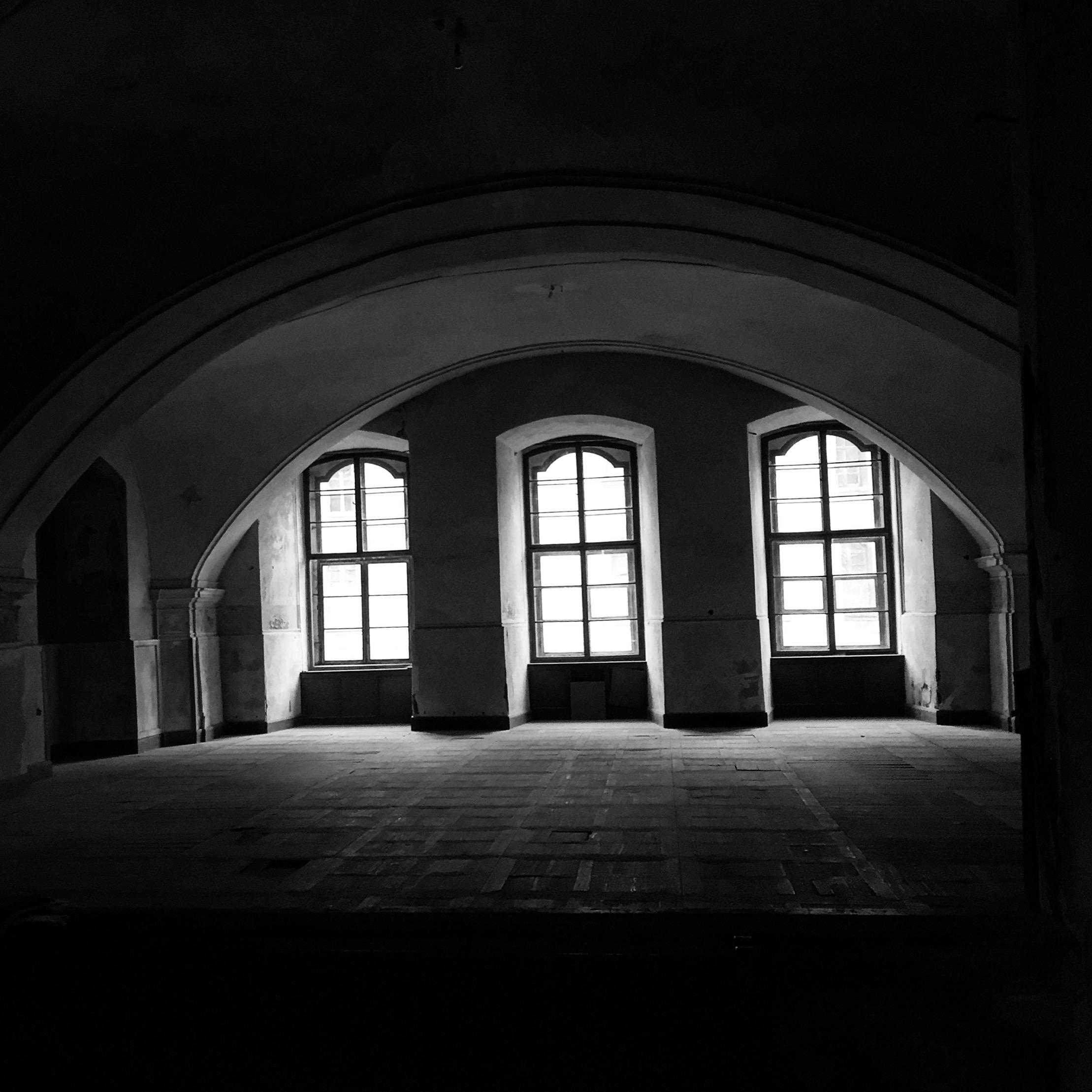 Klášter Chotěšov - modtitebna