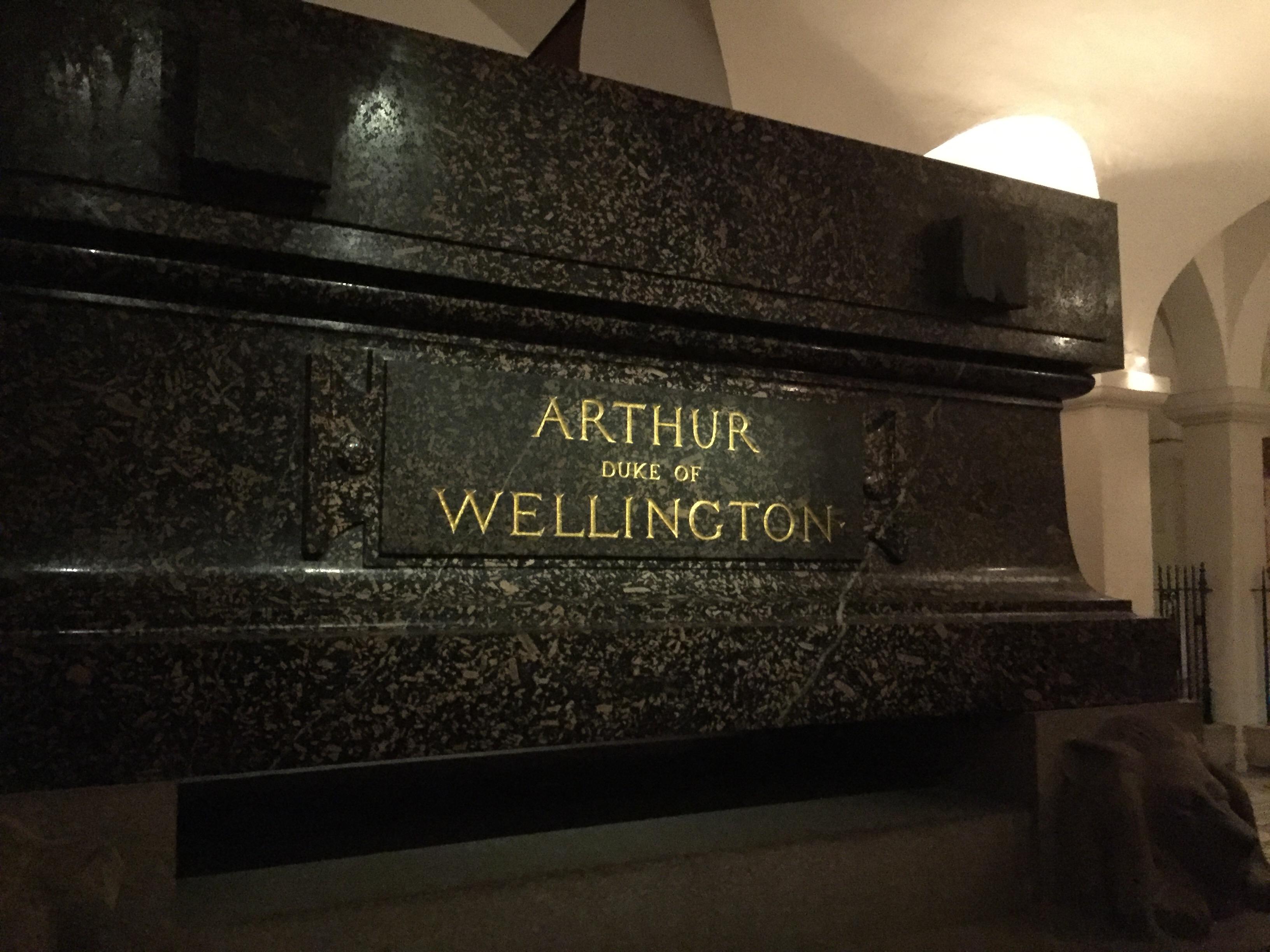 Welingtonův hrob