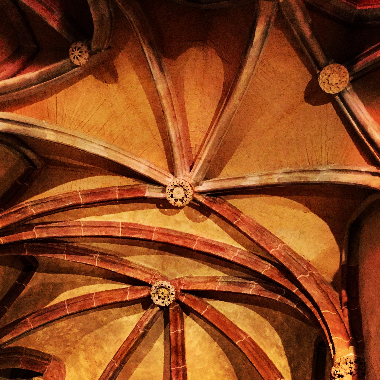 Klenba gotické kaple