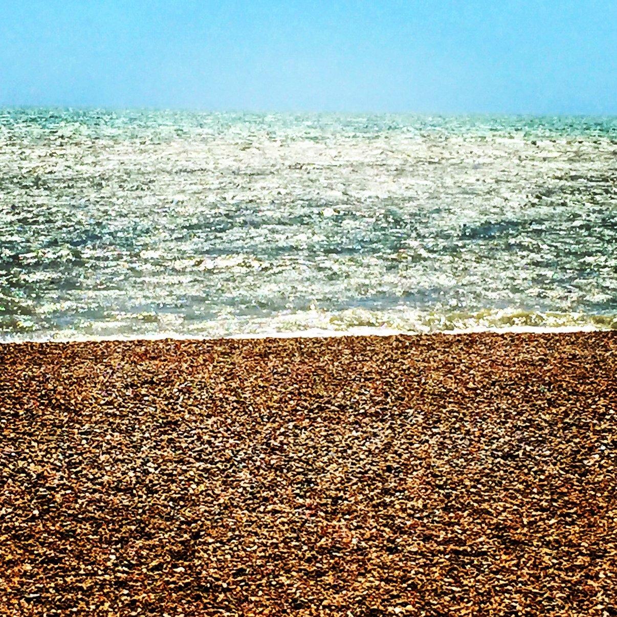 Moře v Hastings