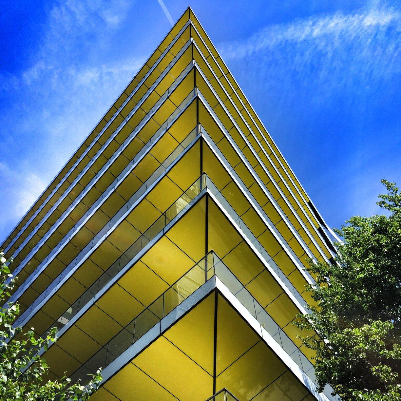 Moderní architektura v City