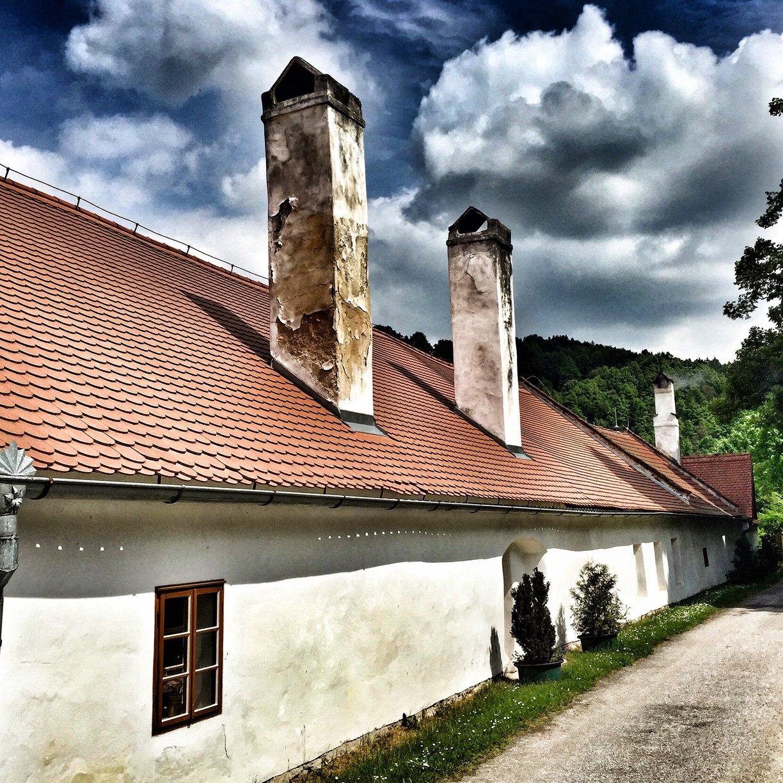 Cestou do kláštera