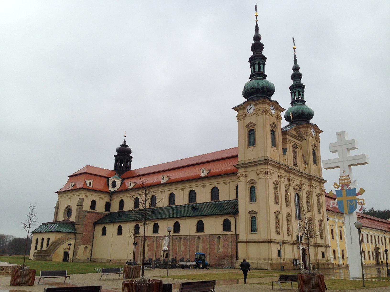 Bazilika Nanebevzetí Panny Marie a sv. Cyrila a Metoděje