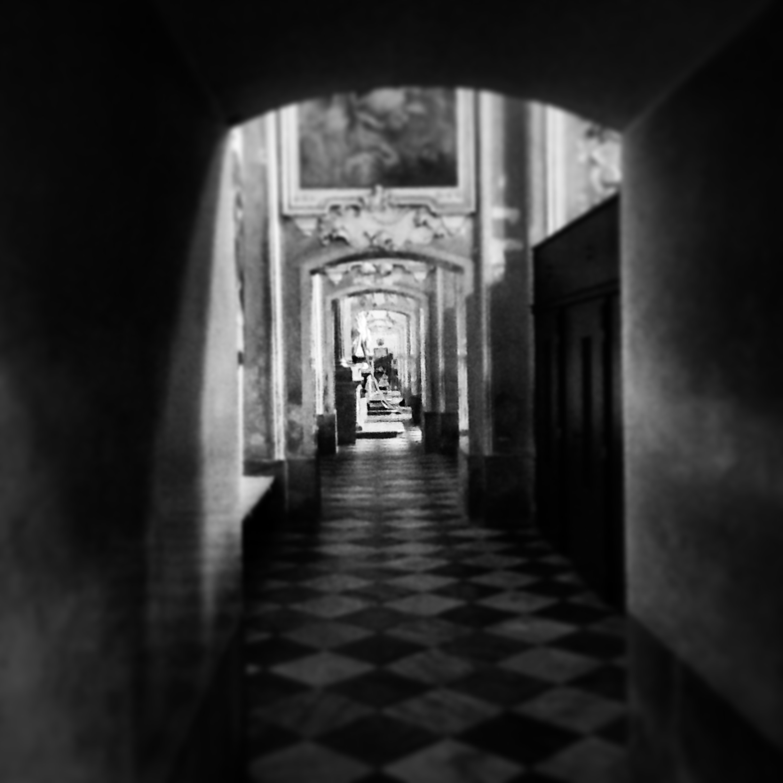 V bazilice