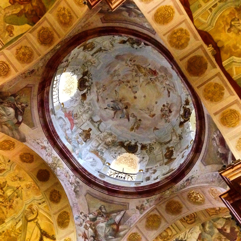 Kopule baziliky