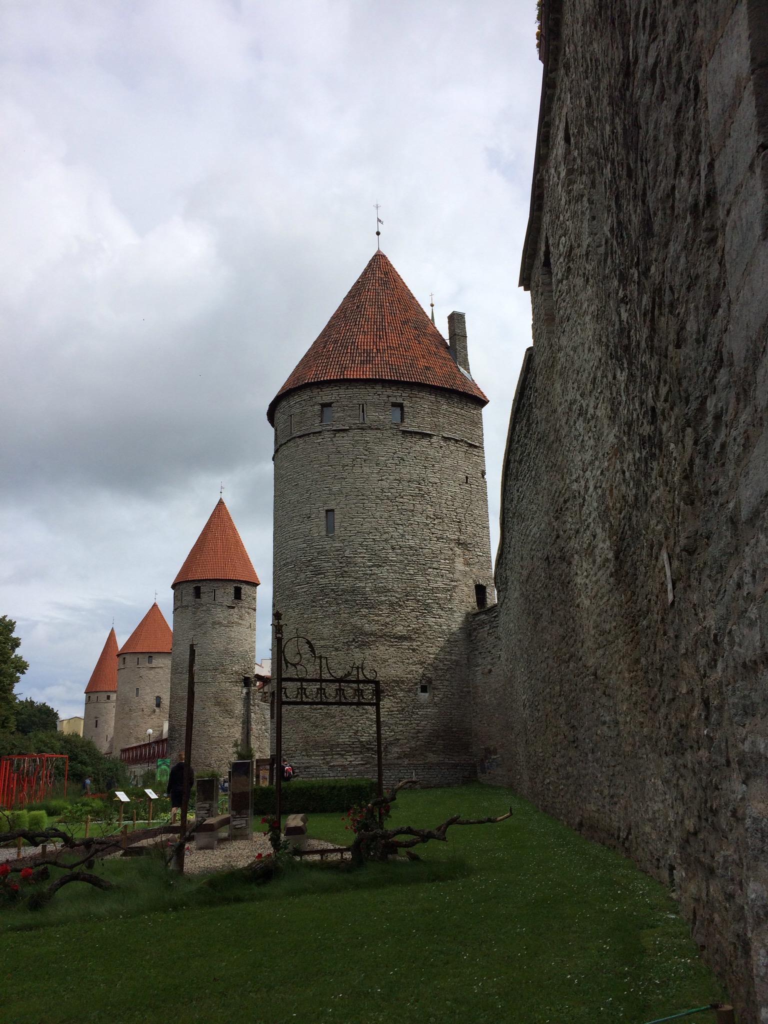 středověké opevnění