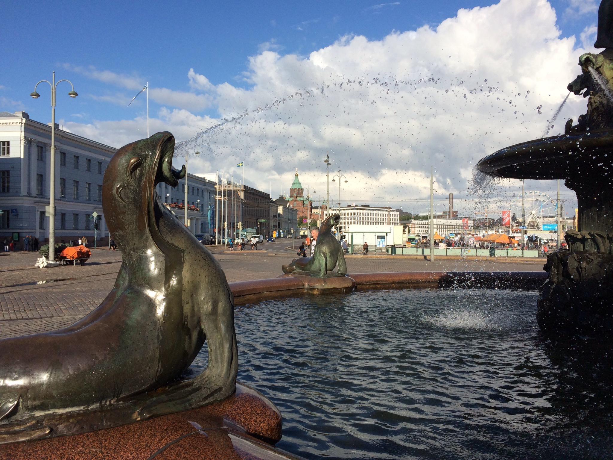 náměstí Kauppatori