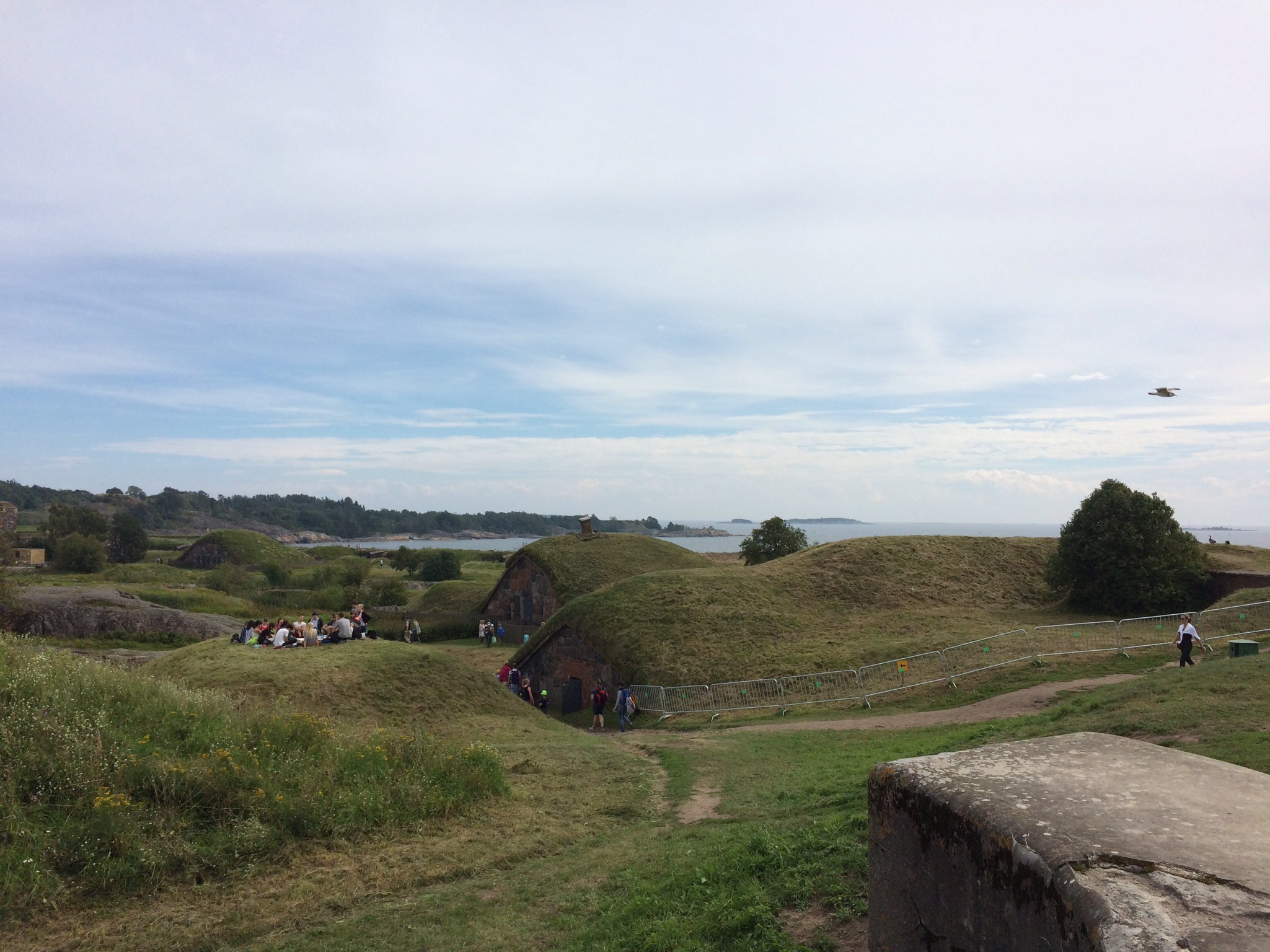 pevnost Suomenlina