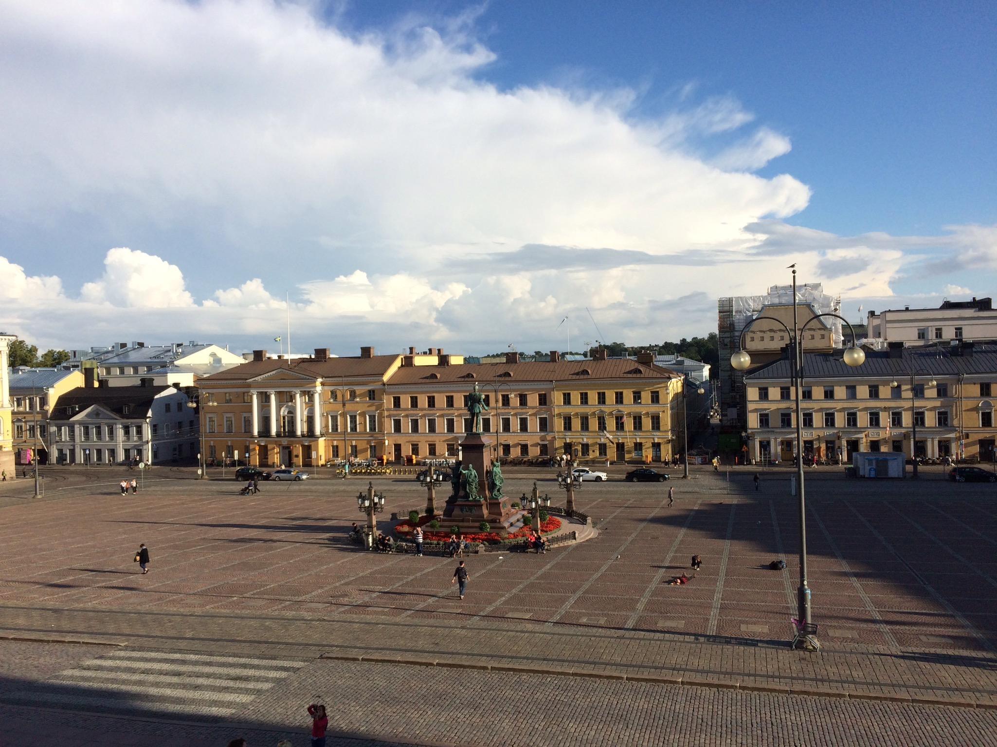 Senátní náměstí
