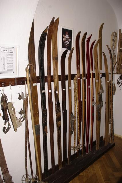 počátky lyžování 2