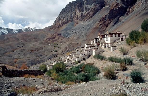 Zanskar klášter v Lnnshut