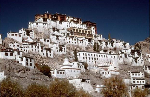 Budhistický klášter Thiksey