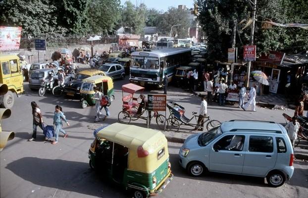 Doprava v Delhi
