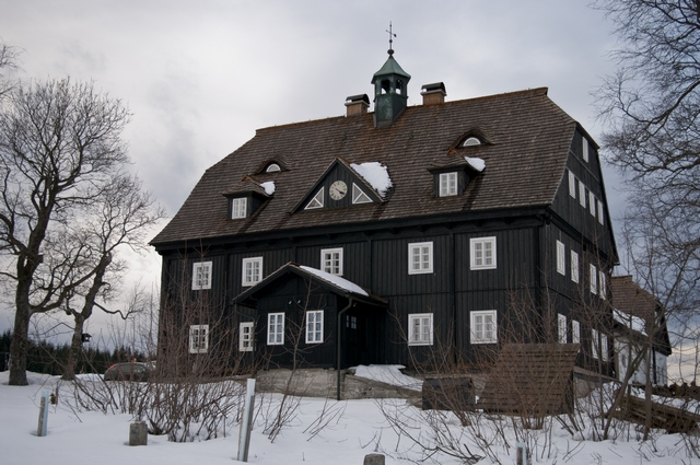 Panský dům , Jizerka