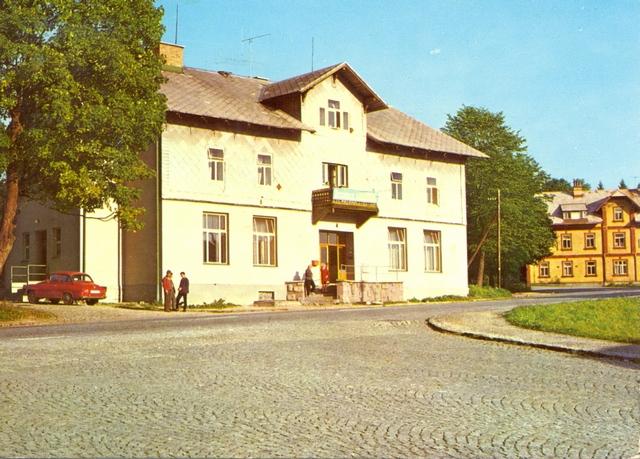 hotel U Krakonoše, dnes Karolína II.