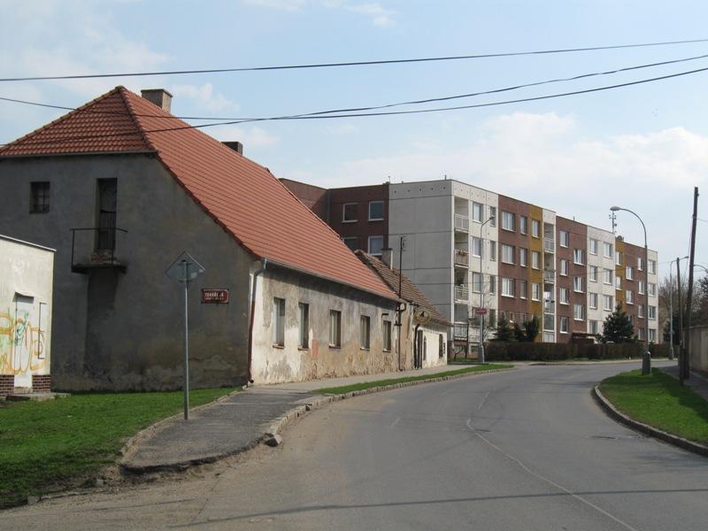 Staré a nové bydlení