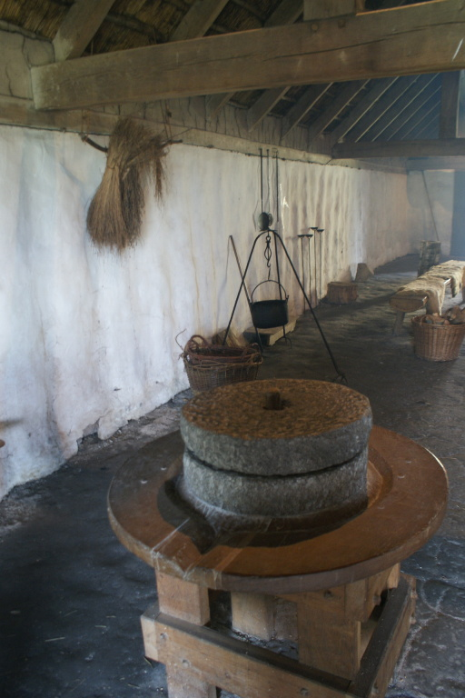 Vikingové - vesnice